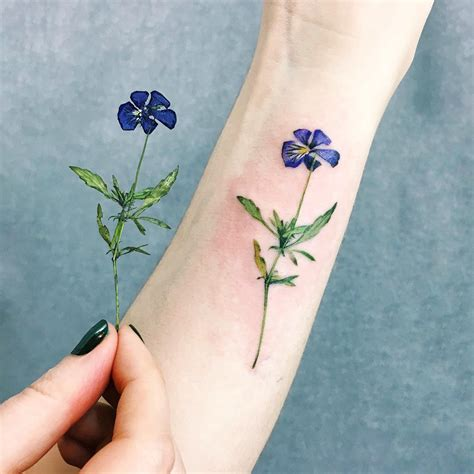 nature wrist tattoos symbol ideas chhory