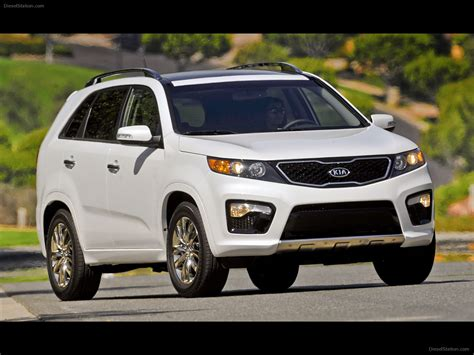 Kia Sorento Cars Kia Sorento 2013 Car Wallpaper 15 Of 46 Diesel