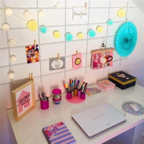 pinnwand stoff selber machen schreibtisch und arbeitszimmer einrichten deko ideen
