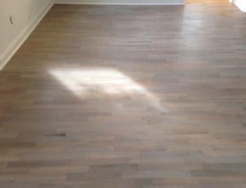 Refinishing Wood Floors for a Beach House Look   Dan's
