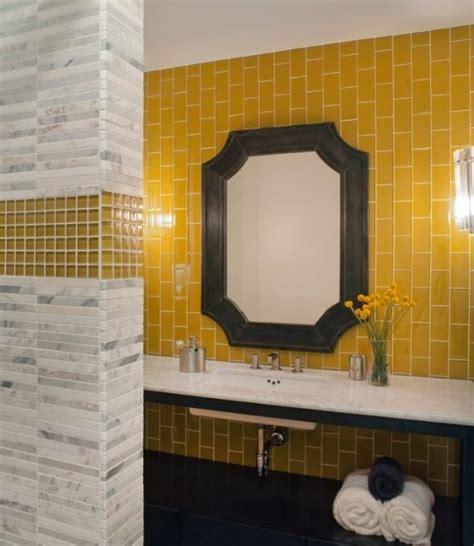 12 sunny yellow bathroom design ideas room decorating 37 sunny yellow bathroom design ideas digsdigs