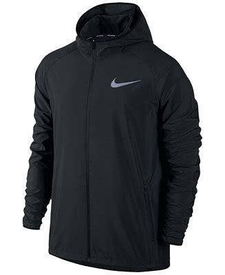 Jaket Trend Line Nike nike s essential hooded water resistant running jacket