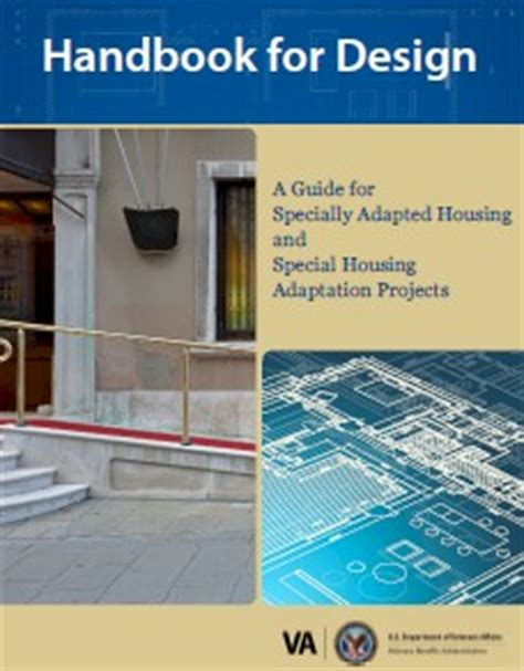 the housing design handbook housing grants for disabled veterans va home loans