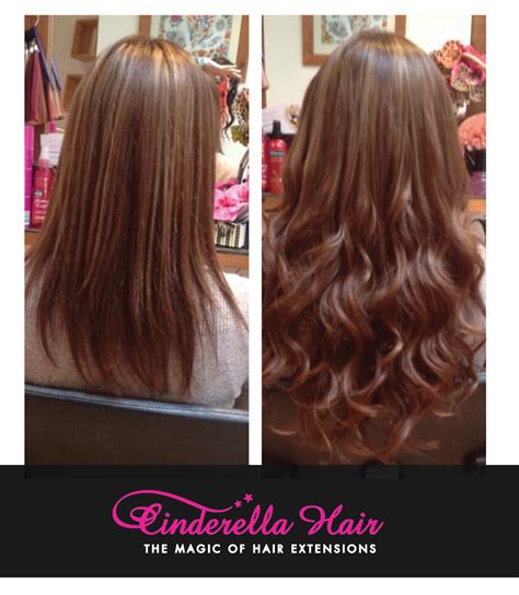 cinderella extensions curly hair before after cinderella hair