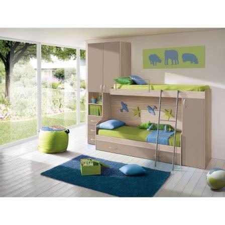 meuble chambre d enfant lit combin 233 en pin pour enfants