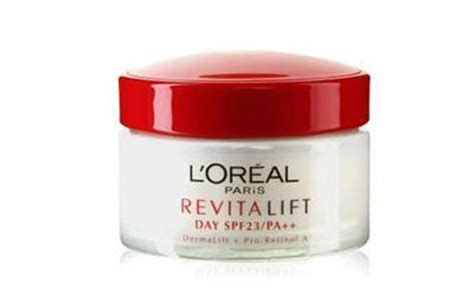 Daftar Kosmetik L Oreal l oreal l oreal revitalift day spf23 pa