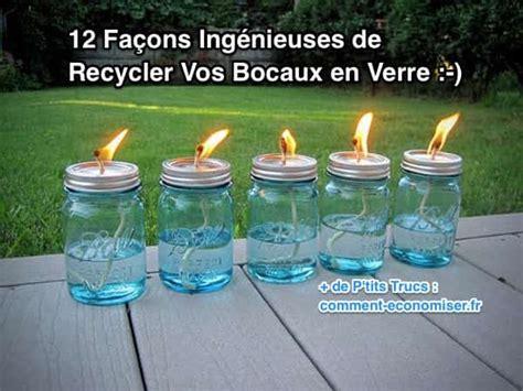 Recycler Bocaux En Verre by 12 Fa 231 Ons Ing 233 Nieuses De Recycler Vos Bocaux En Verre