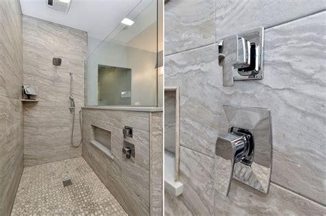 design inspiration naperville hall guest bathroom remodel naperville sebring design