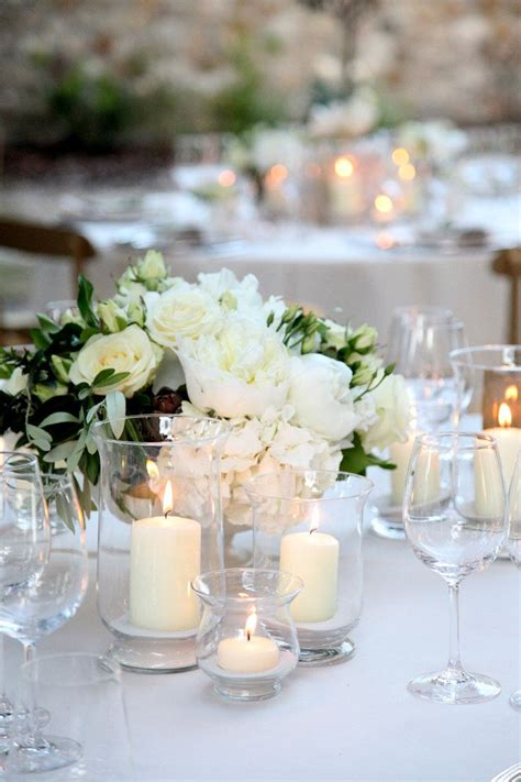 White Table Settings 17 Best Ideas About White Table Settings On All White Wedding Wedding Table