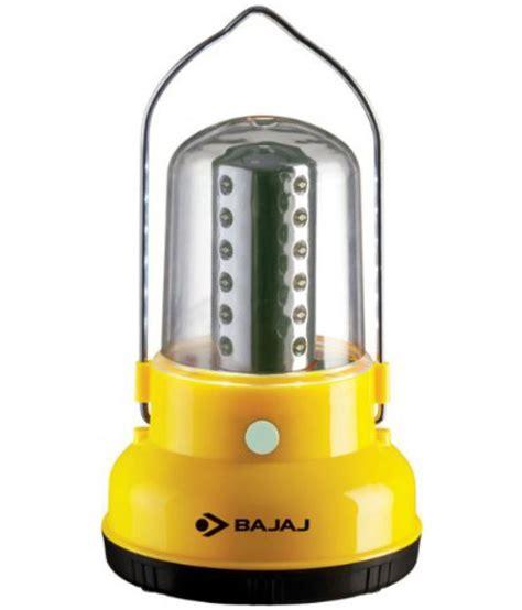 bajaj led emergency light bajaj 3w emergency light ledglow 424 lrd 24 led