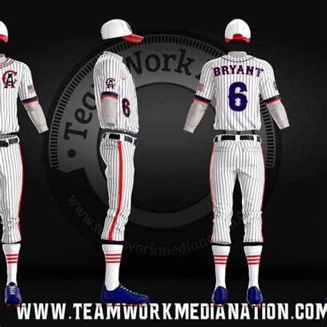 Grand Slam Baseball Uniform Template Sports Templates Baseball Jersey Template Psd