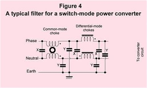 common mode choke capacitor ukemcj choosing and using filters