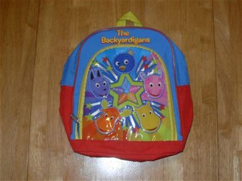 Backyardigans Backpack Guc The Backyardigans Preschool Size Backpack Ebay
