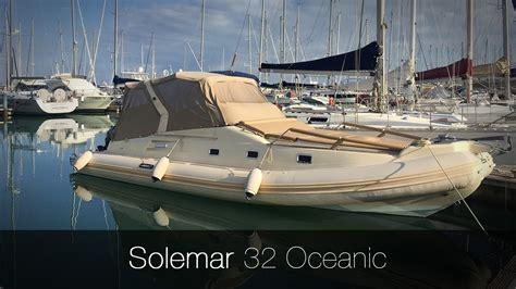 gommone cabinato usato solemar 32 oceanic gommone usato in vendita cantiere