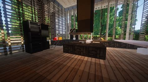 forest house by omardegante minecraft project