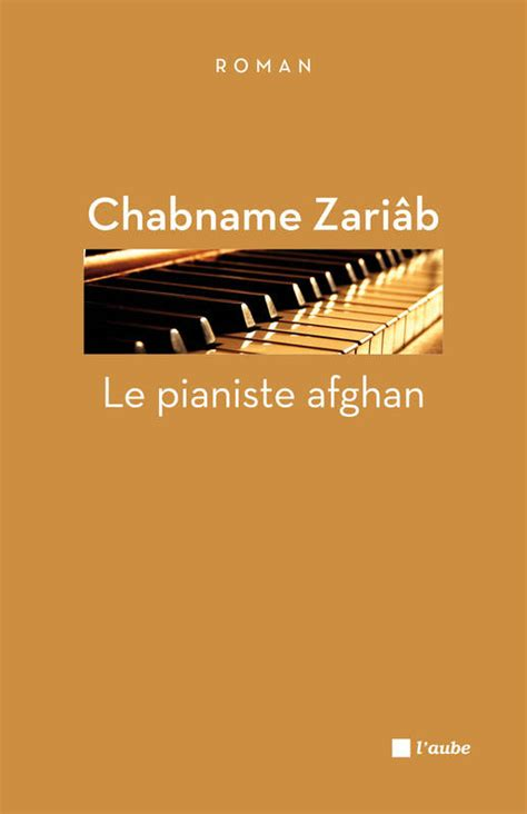 ebook format poche ebook le pianiste afghan le chabname zariab editions