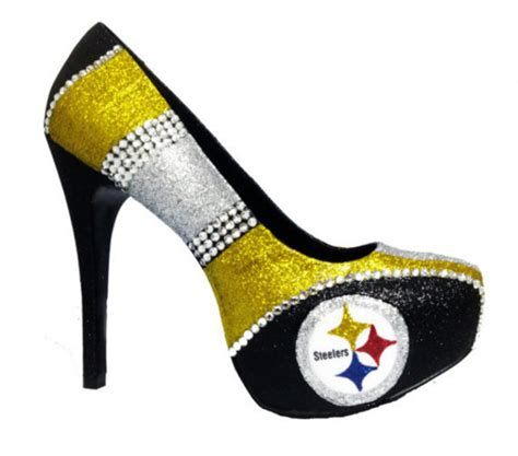 steelers high heels shoes steelers pittsburgh pittsburgh steelers steelers