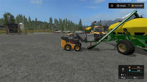 For Ls by Jd Air Seeder Pack V1 0 For Ls 17 Farming Simulator 2017