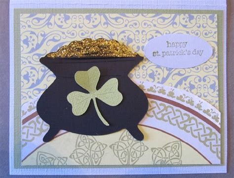Handmade With St - st s day cricut cards using paper doll dress up