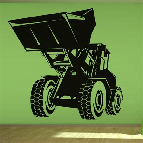 modern home decor accessories sale modern home decor accessories living room building digger wall sticker for boys