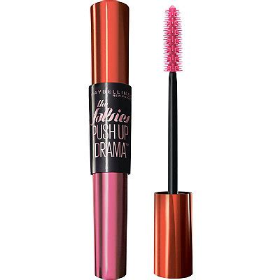 Maskara Maybelline Push Up volum express the falsies push up drama mascara