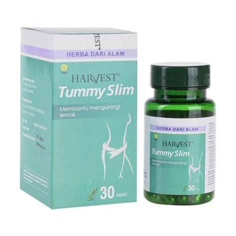 jual harvest supplement tummy slim suplemen kesehatan