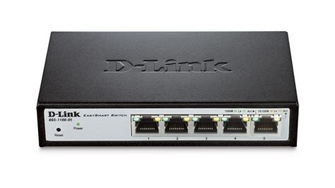 Switch Hub D Link 5 Port d link dgs 1100 05 easysmart 5 port gigabit switch