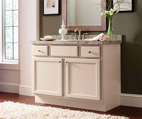 shaker style badezimmer vanity laurel recessed panel cabinet doors homecrest