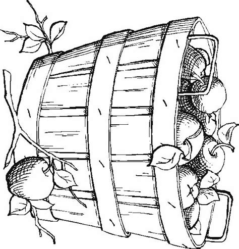 apple picking coloring page pin by chynna bonander on coloring pages misc pinterest