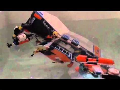 lego boat sinking videos lego ship sinking doovi