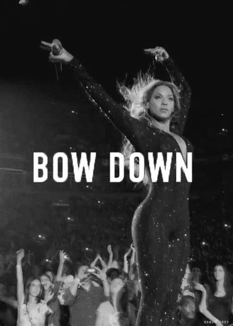 Bow Down Meme - bow down beyonce gif wifflegif