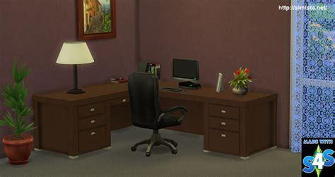 4 corner desk corner desk at simista 187 sims 4 updates