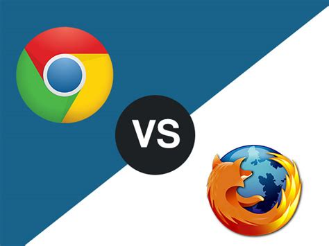 chrome vs firefox google chrome vs mozilla firefox which one should you use