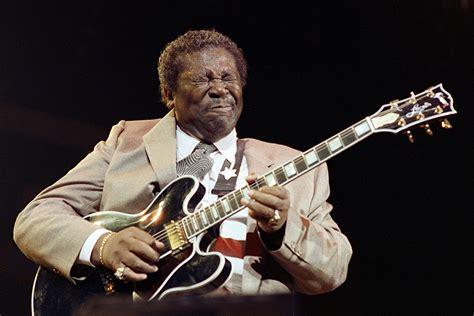 B B King b b king of a blues legend and guitar nbc news