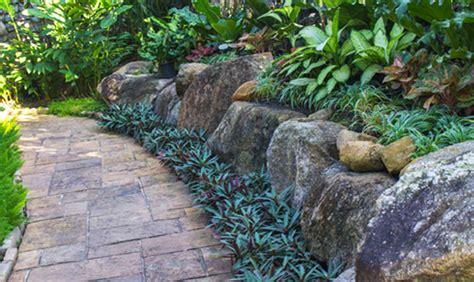 giardini rocciosi fotografie giardini rocciosi immagini finest muro a secco with