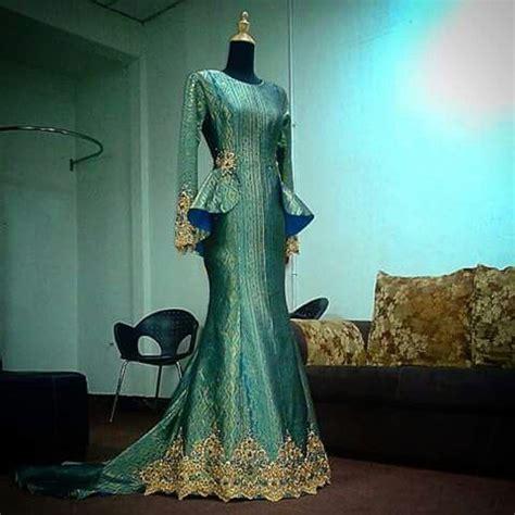 Baju Dress 1391 Abu 92 best contemporary songket images on baju kurung wedding dresses and free