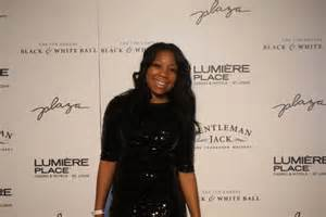 Hip hop star nelly hosts his 7th annual black and white ball