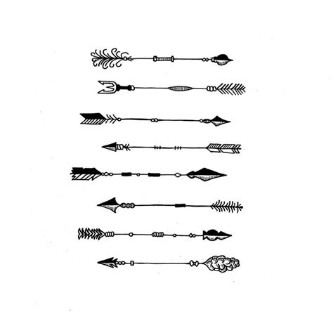 tribal arrow tattoos 45 arrow designs