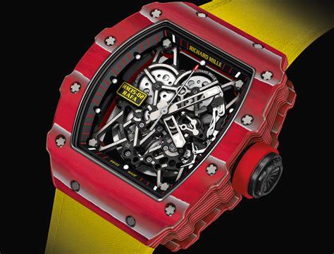 Jam Richard Mille Rafael Rm35 02 Ultimate Swiss Eta richard mille rm 35 02 rafael nadal quartz tpt ablogtowatch