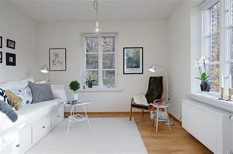 small apartment with a playful interior d 233 cor