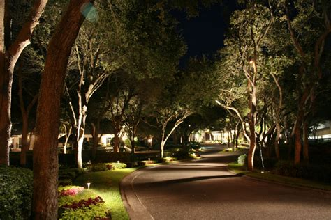 Landscape Lighting In Trees Landscape Lighting Grand Rapids Pathway Lights