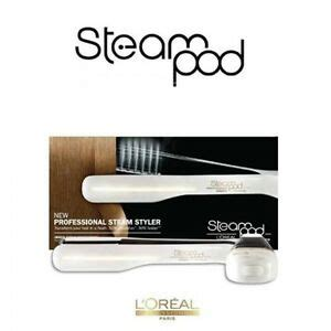 loreal professional steod hair treatment and win 1 of 10 l or 233 al professionnel s 233 rie l oreal steod hair straightener loreal steam pod 2 0 white 3474630657618 ebay