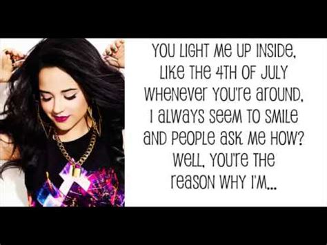 Singing In The Shower Lyrics by Becky G Shower Lyrics
