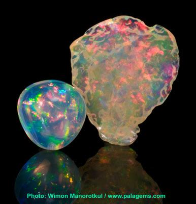 Opal Mexico 6 485 Ct opal