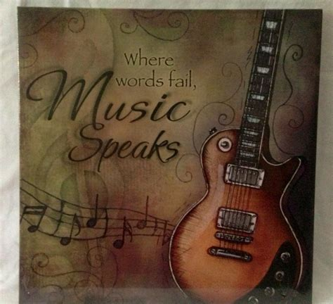 music decor for home media theatre room music canvas guitar picture home decor