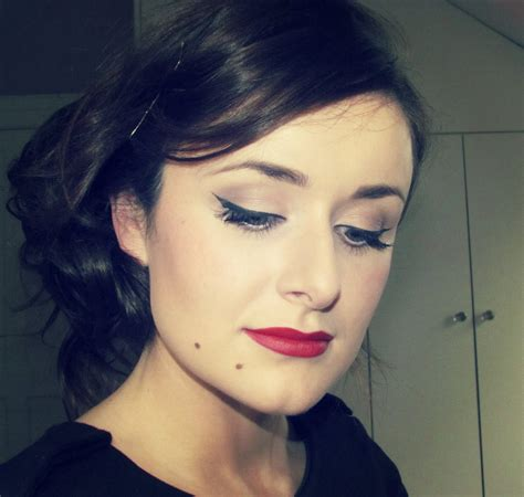 1940s make up youtube
