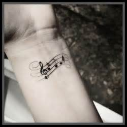 best 25 music note tattoos ideas on pinterest music