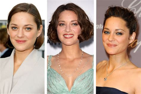 short cut saturday 17 ways to style a bob haircut hair short cut saturday marion cotillard shows you how