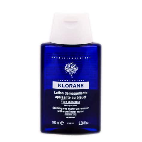 Make Up Remover Zoya klorane laboratories soothing eye make up remover klorane laboratories