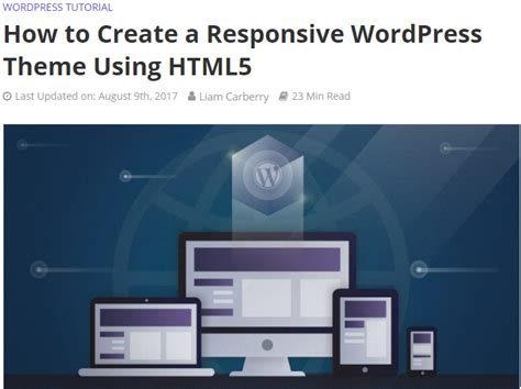 create your own theme from an html template how to create your own custom theme